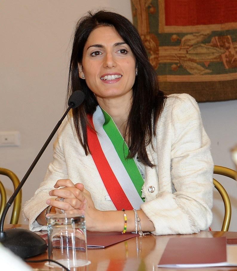 Intervista alla Sindaca di Roma, Virginia Raggi
