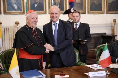 Accordo Santa Sede E MIUR