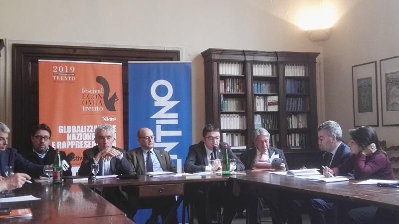 Festival dell'Economia di Trento 2019