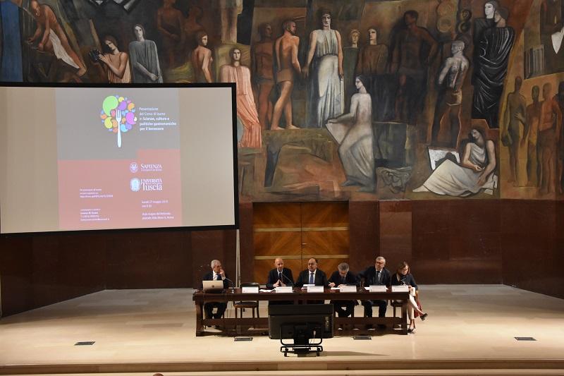 """""""La Sapienza"""" inaugura il corso di laurea per i professionisti del cibo"""