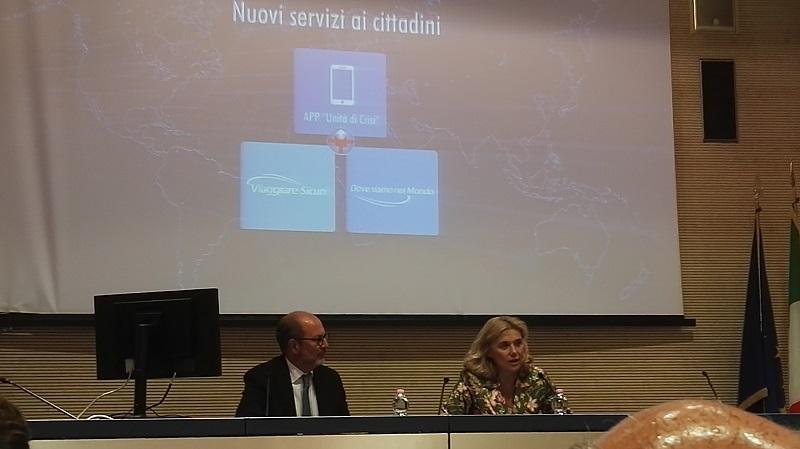 Online la nuova App gratuita su smartphone e tablet dell'Unità di Crisi della Farnesina per viaggiare sicuri
