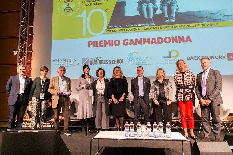 Premio GammaDonna 2019