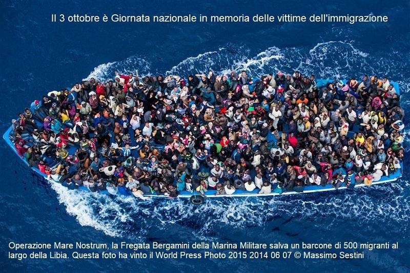 Where are you? Dimmi dove sei. Il film nella giornata nazionale in memoria delle vittime dell'immigrazione