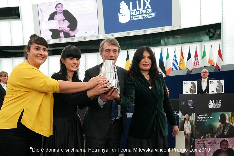 """13° Premio Lux per il cinema: """"Dio è donna e si chiama Petrunya"""" di Teona Mitevska"""