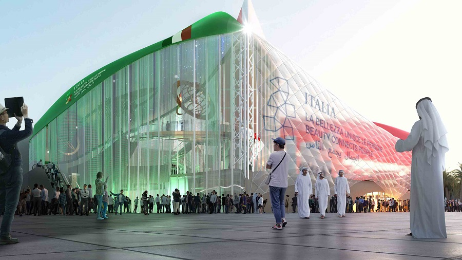 "One year to go! L'Italia verso ""Expo 2020 Dubai"""
