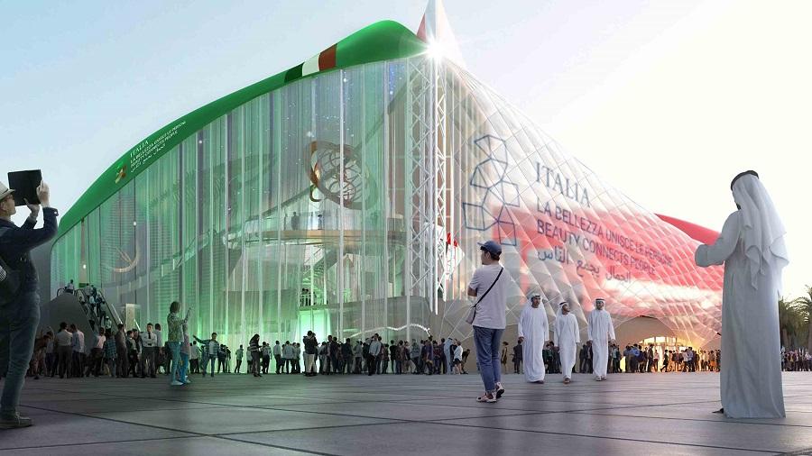 "One year to go! L'Italia verso ""Expo 2020 Dubai"""