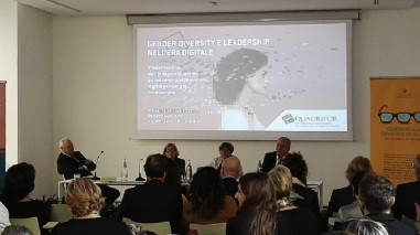 Gender diversity e leadership nell'era digitale
