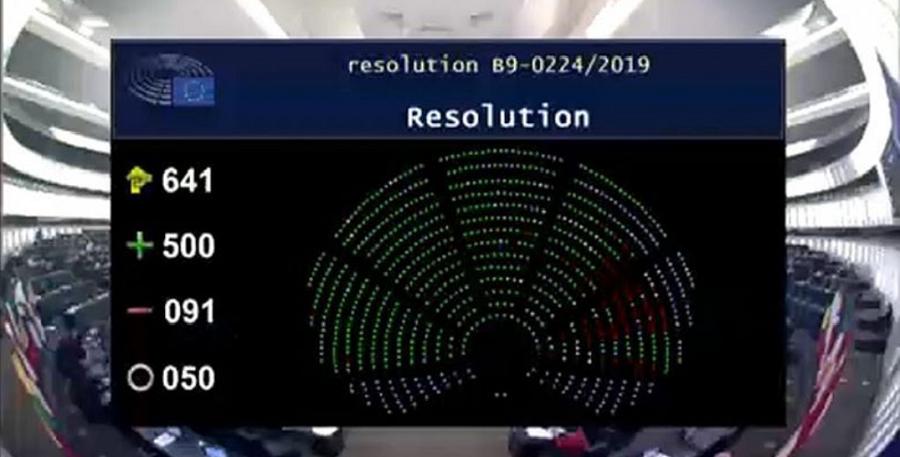 Il Parlamento Europeo sollecita tutti gli Stati membri a ratificare la Convenzione di Istanbul