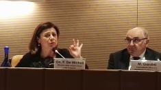 Paola De Micheli, ministra delle infrastrutture e dei trasporti