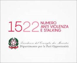 1522 numero antistalking