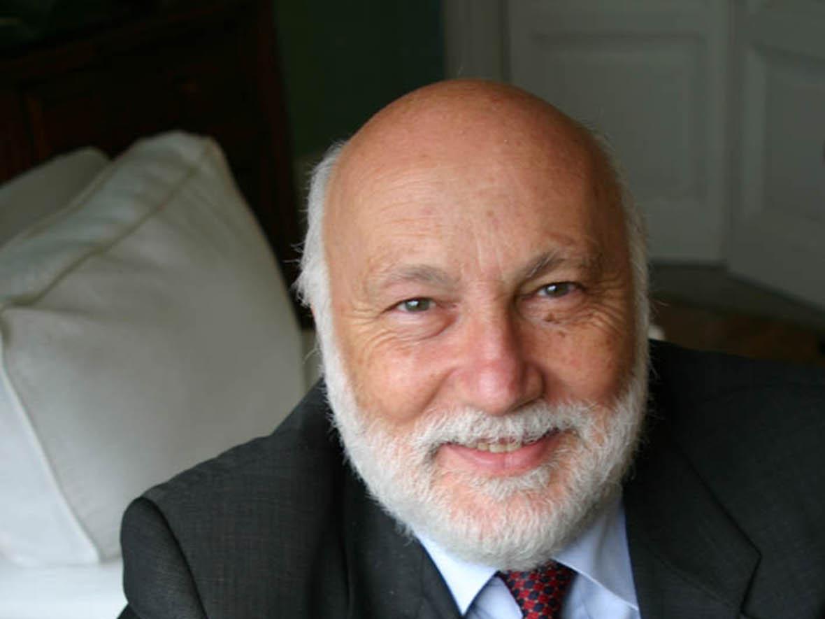 De Masi Domenico, sociologo © 2004 Giliola CHISTE'