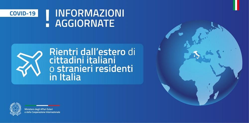 Focus su Cittadini Italiani in rientro dall'estero e cittadini stranieri in Italia