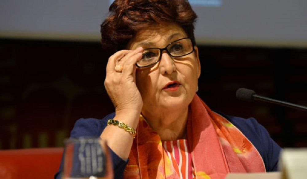 TERESA BELLANOVA ministro delle politiche agricole alimentari e forestali