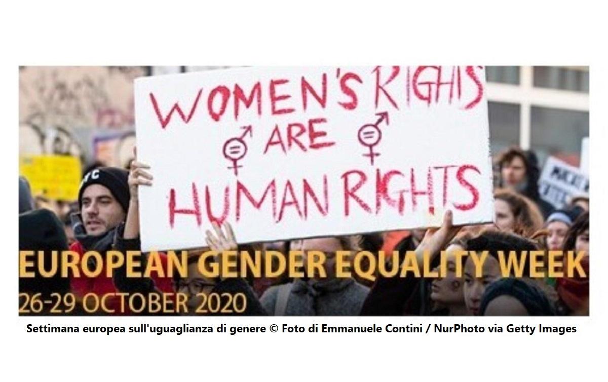 Settimana europea dell'uguaglianza di genere